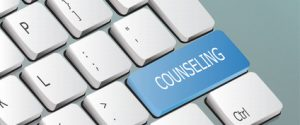 Image: online counseling in California